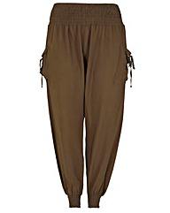Samya Versatile Harem Plain Pants