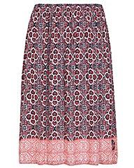 Samya Printed Skirt
