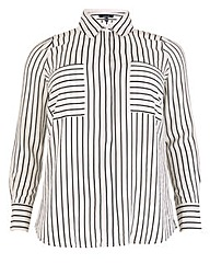 Samya Striped Shirt