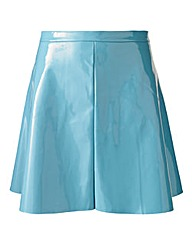 Alice And You Blue PVC Umbrella Skirt