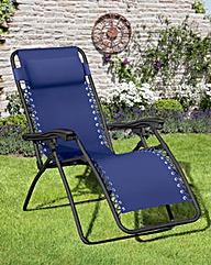 Zero Gravity Textilene Relaxer Chair