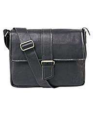 Tog24 Marlow Leather Shoulder Bag