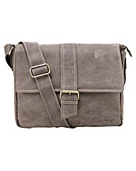 Tog24 Marlow Leather Shoulder Bag