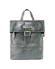 Tog24 Oakley Leather Shoulder Bag