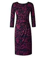 Grace Made in Britain midi dress