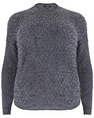 Samya Fluffy Jumper