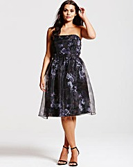 Little Mistress Organza Dress