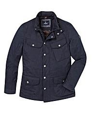 Hackett Cotton Mix Velospeed Jacket