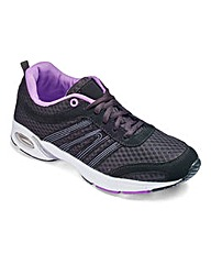 Sole Diva Air Bubble Trainers E Fit