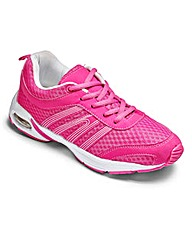 Sole Diva Air Bubble Trainers EEE Fit