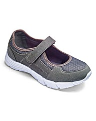 Cushion Walk Bar Trainers E Fit