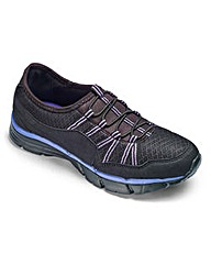 Cushion Walk Bungee Trainers EEE Fit