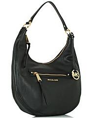 Michael Kors Rhea Large Zip Shoulder Bag
