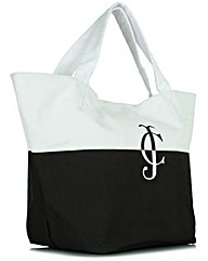 Juicy Couture Canvas Colourblock Tote