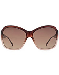 Guess Print Temple Sunglasses