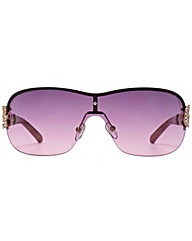 Guess G Chain Visor Sunglasses
