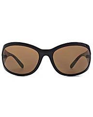 Guess Diamante G Wrap Sunglasses