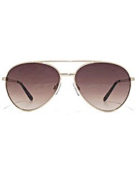 Carvela Diamante Aviator Sunglasses