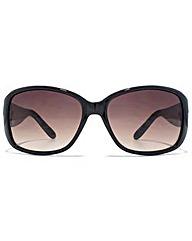 Carvela Medium Wrap Sunglasses