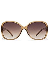 Carvela Glam Diamante Sunglasses