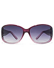 Carvela Medium Wrap Sunglasses