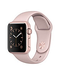 Apple Watch Series 1 38mm Pink Sport