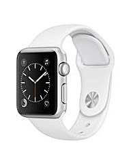 Apple Watch Series 1 38mm White Sport