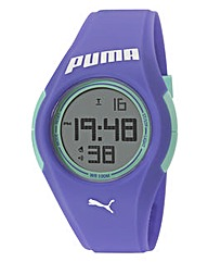Puma Iris Silicon Strap Watch