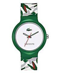 Lacoste Multicoloured Silicone Watch