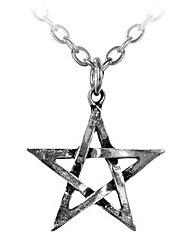 Alchemy Gothic Pentagram Pendant