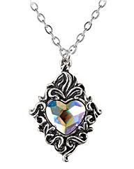 Alchemy Gothic Heart Pendant