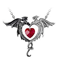 Alchemy Gothic Coeur Savage Necklace
