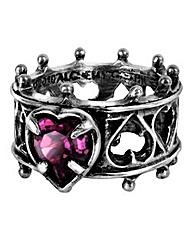 Alchemy Gothic Elizabethan Ring