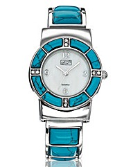 Ladies Bangle Watch