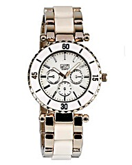 Ladies Glitzy Bracelet Watch