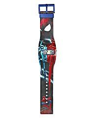 Spiderman LCD Watch