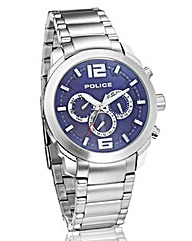 Police Chronograph Bracelet Watch