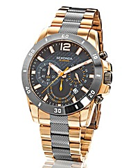 Sekonda Chronograph Bracelet Watch