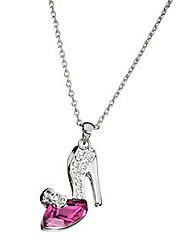 Spangles Crystal Stiletto Pendant