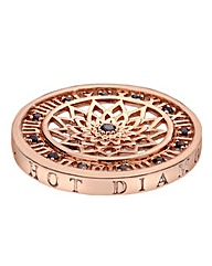 Hot Diamonds Emozioni Rose Coin