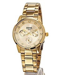 Pulsar Ladies Chronograph Watch