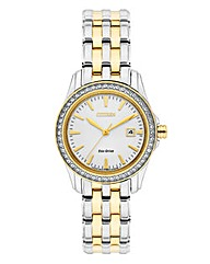 Citizen Ladies Eco-Drive Bracelet Watch