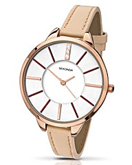 Sekonda Editions Ladies Strap Watch