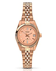 Sekonda Rose-tone Ladies Watch