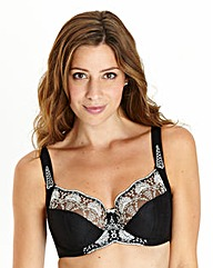 Fantasie Elodiie Full Cup Black Bra