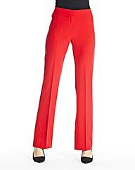 Petite Joanna Hope Bootcut Trousers