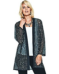 Joanna Hope Beaded Jacket