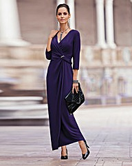 Together Jersey Maxi Dress