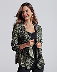 Together Print Jacket