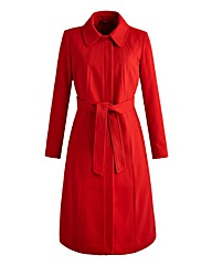 Joanna Hope Fit and Flare Coat